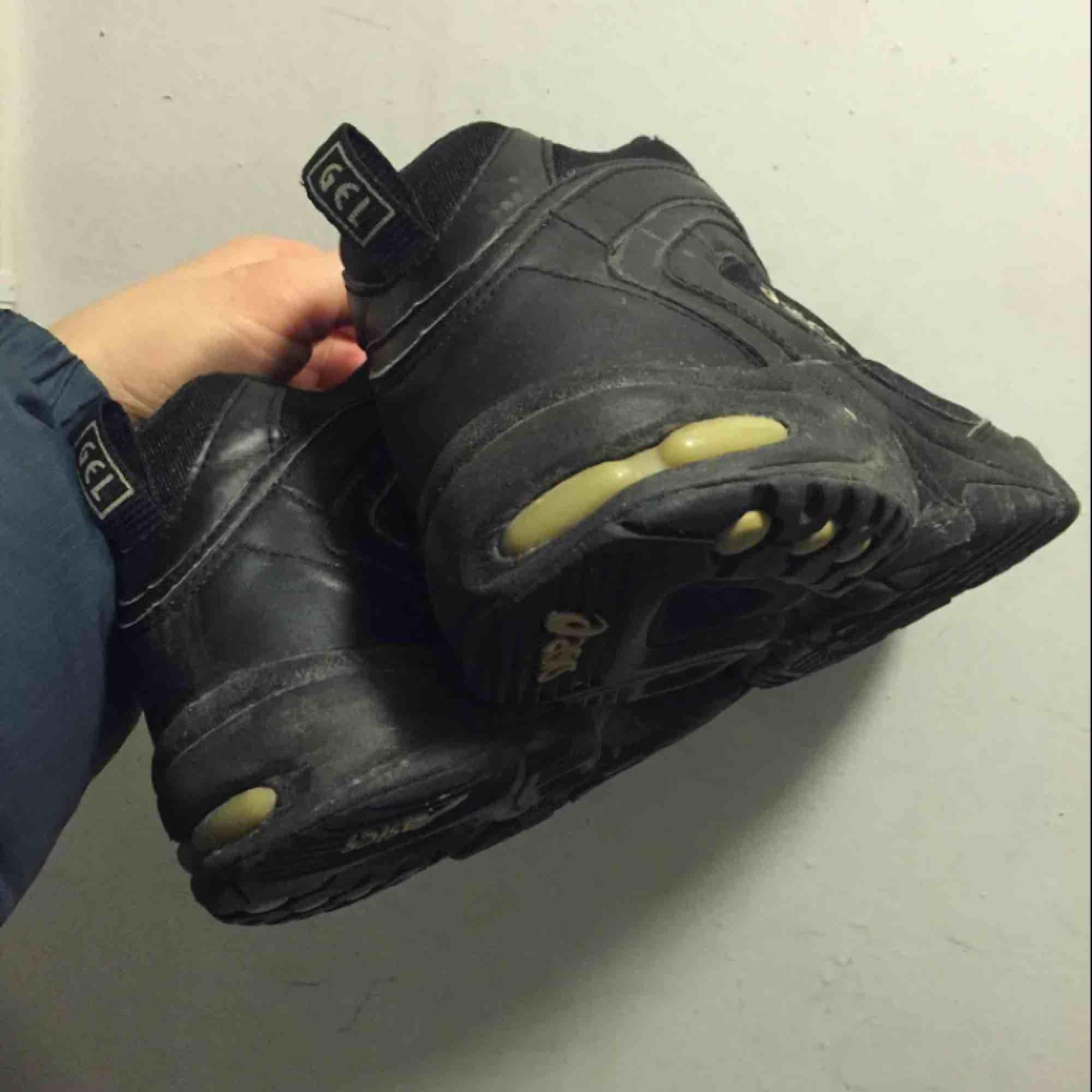 skor med gelsula