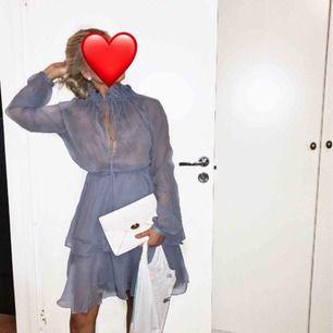 Klänning från NA-KD, köpt för 500 kr. Använd en gång så den är så gott som ny