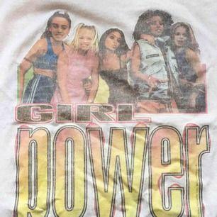Girl Power-tröja med Spice Girls, från 90 talet!