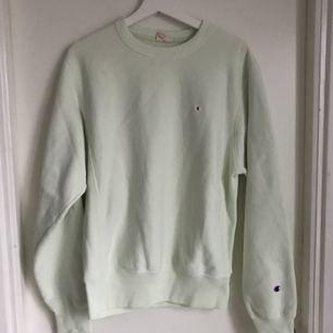 champion sweatshirt mintgrön