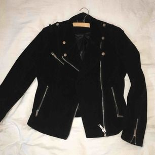 Real Suede Leather jacket that's not really been used  It's just not me.