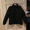 Säljer min svarta dunjacka ifrån Urban outfitters. Varm o mysig perfekt till vintern!!