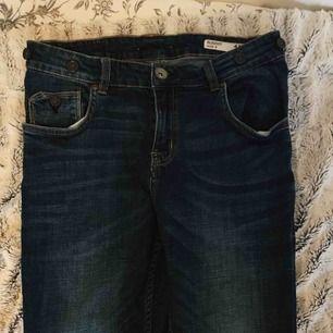 Högmidjade jeans storlek S, 40 kr frakt🌸