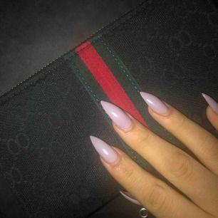 Jätte fin Gucci inspirerad plånbok, använd fåtal gånger