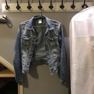 Jeansjacka från hm