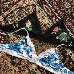 Bh från Monki i fina mönster och superskick ✨ Storlek S  och B75