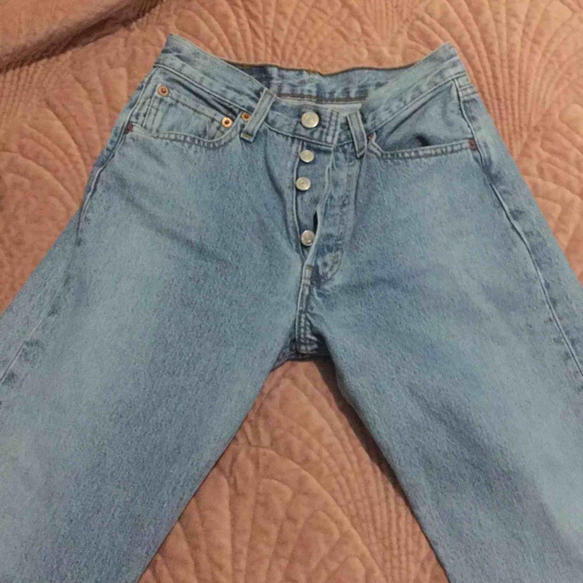 Vintage Levi's Storlek 25. Jeans & Byxor.