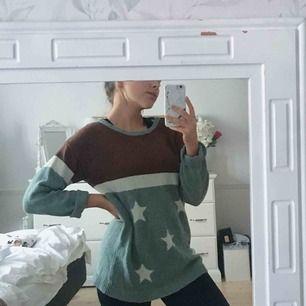 Fin stickad tröja  Kan skickas mot frakt för 39kr