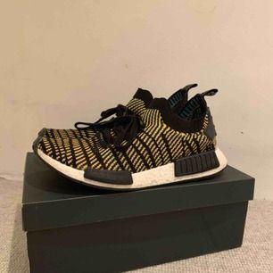 Fina Adidas Nmds i relativt bra skick  Bjuder på frakten