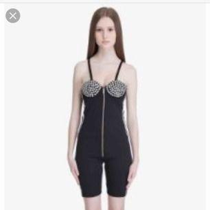 jeremy scott bustier bodysuit