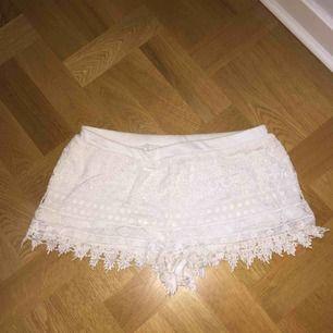 Virkade söta shorts från h&m. Köparen står för frakten