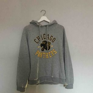 Stor grå hoodie från GinaTricot som jag inte använder längre. Kan posta men då står köparen för frakten🖤
