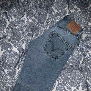 Äkta Levis-shorts! Är vintage fr - Levi s Jeans   Byxor - Second Hand 598f4ecfda967