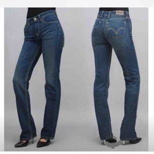Levis jeans i modell 627 straight fit. Storlek medium, i gott skick!