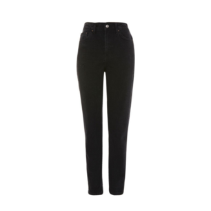 Topshop Moto MOM black jeans Condition: Excellent worn only a few times Size: W25 , L30 (Waist 64cm, length 76cm)