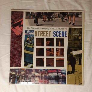 Vinylomslag! Tyvärr ingen skiva i men jag har haft den på väggen:) köparen står för frakt