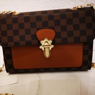 Louis Vuitton bag  Mått 30 cm 24 cm Nytt  kopia Hämtas kan frakta spårbar köparen betalar 65 kr