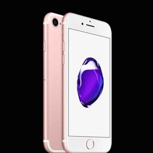 Köpte en iPhone7 64gb i roseguld för 5 månader sedan. Men har jag bestämt mig för att gå tillbaka till en mindre modell. Mobilen funkar felfritt, dock har den en spricka i ena hörnet av skärmen, men det är inget som man stör sig på. Ingår skal +skärmglas