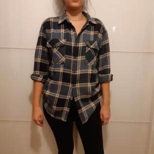 Flanellskjorta från Brixton.