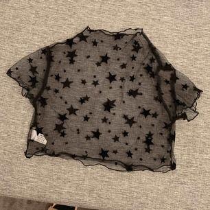 Snygg stjärntopp (lånad bild av Linn Ahlborg för att visa på) storlek ONE SIZE