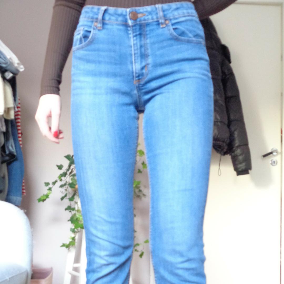 Straight Sarah jeans från Cubus - Jeans   Byxor - Second Hand 40836fc257686