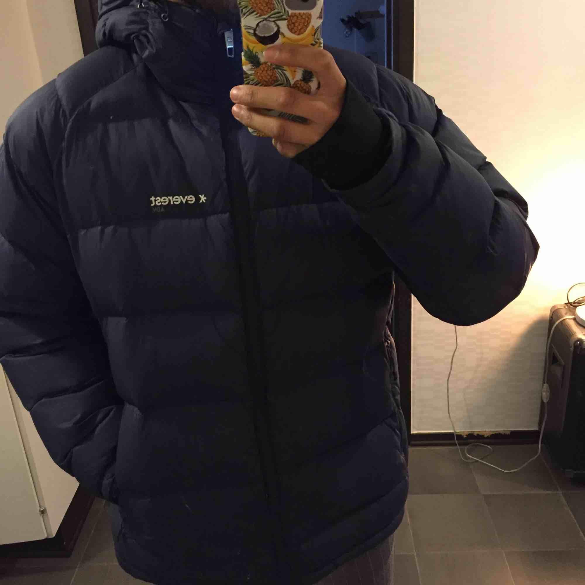Superskön dun vinterjacka från Everest, använd 1 vinter men i väldigt bra skick! . Jackor.