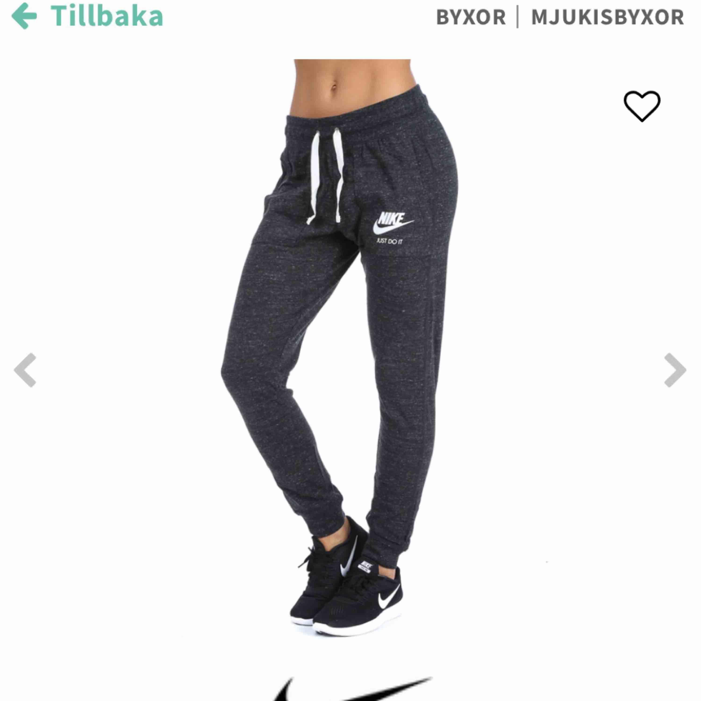 """Sköna och snygga """"mjukisbyxor"""" från Nike! Säljer pga att dom blivit lite  för ... 202f727b58a8f"""