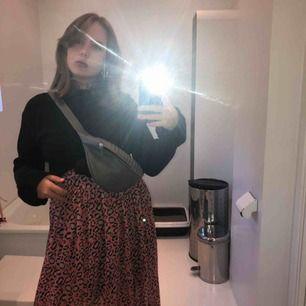 En kanon fin klänning från en butik i Danmark! Skicka meddelande för bild på hela klänningen utan tröja💓
