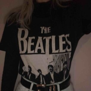 The Beatles t shirt. Frakt tillkommer
