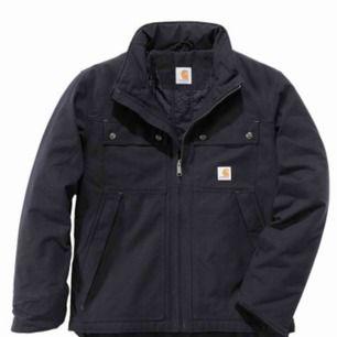 Köpte min carhartt jacka i december, jätte skön och super varm! Säljs pga för tror för mig. Kontakta vid intresse!
