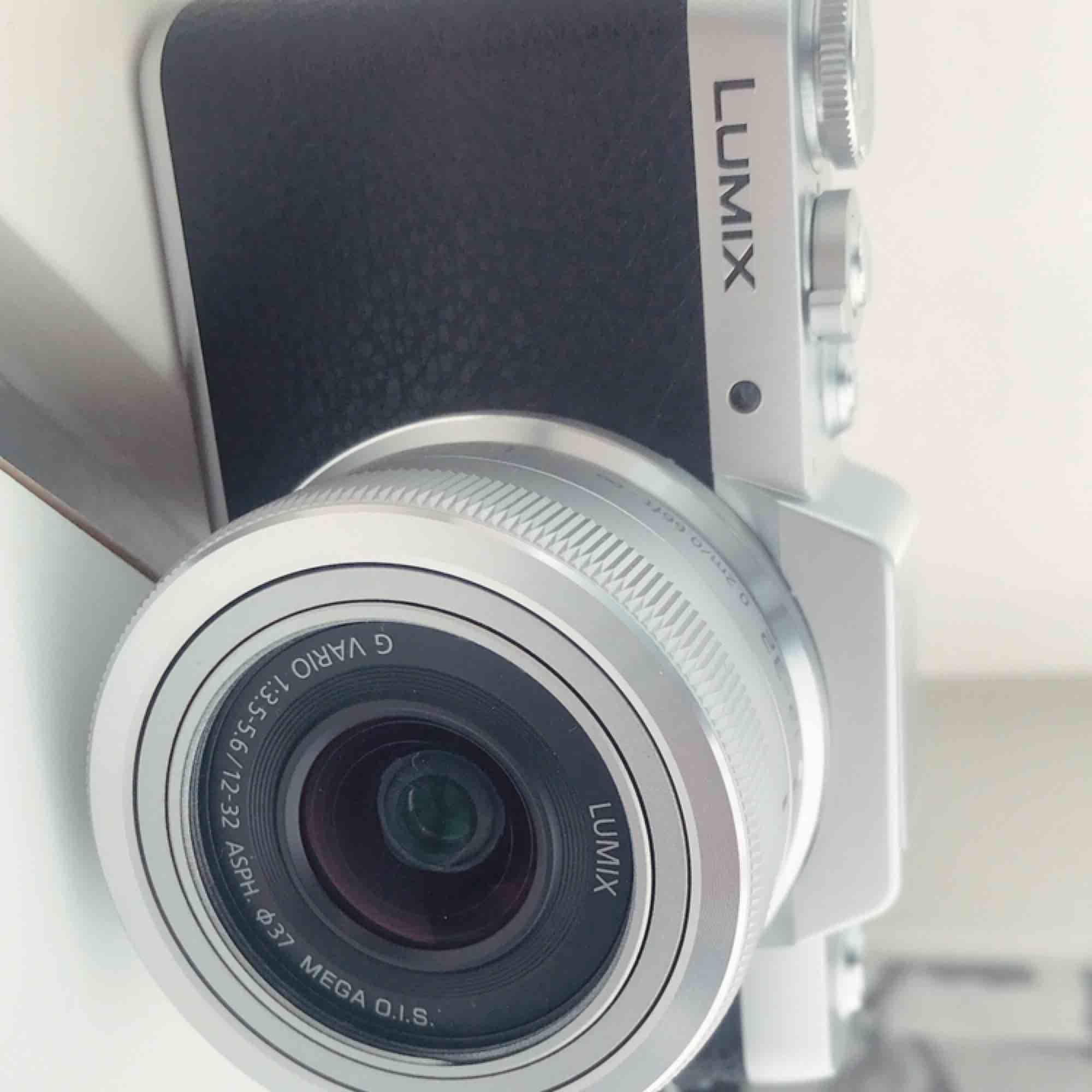 Panasonic LUMIX DMC-GF7K_silver. Övrigt.