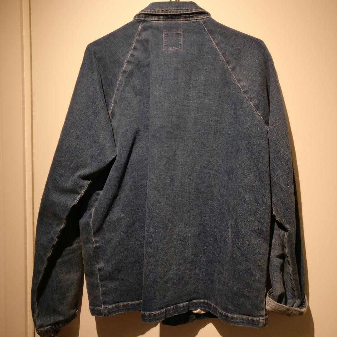 Vans jeans jacka, strl. M. Snygg och bekväm, normal i storleken.  250kr inkl. Frakt. Jackor.