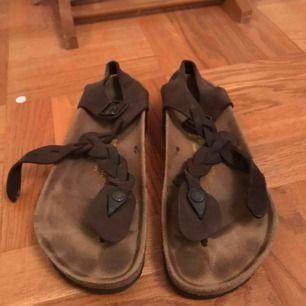 Sandaler från Birkenstock. Använda några gånger.