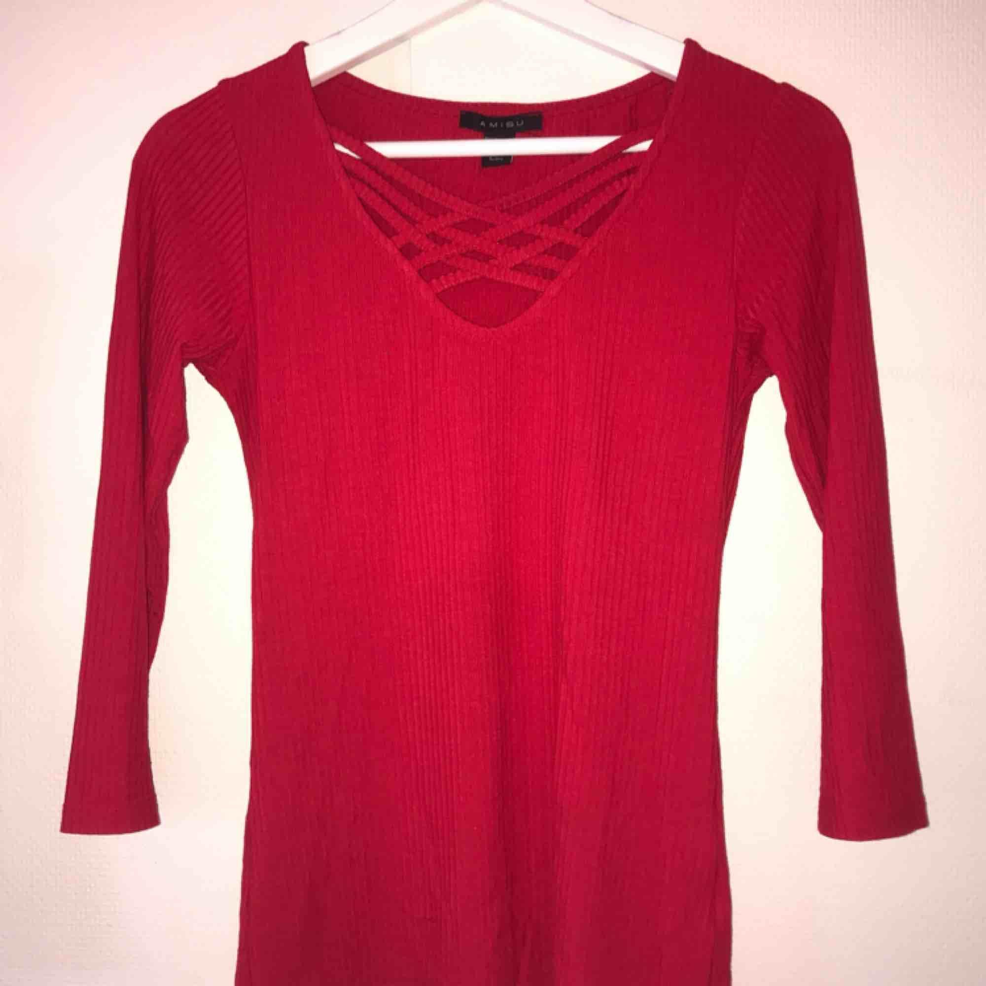 Superfin tröja i skönt material. Endast provad, strl XS😊 . Tröjor & Koftor.