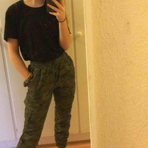 Unisex camo pants