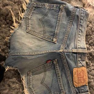 Levis shorts, använda fåtal gånger. Nypris 599 kr.