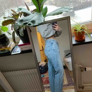 Jeans från märket karve. Säljer pga att de blivit för stora. 🌊