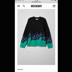 *SÖKER* efter denna sweater från Weekday. XS-m