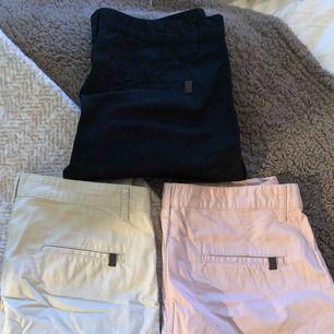 Fina och sköna shorts från lager 157. Aldrig använda. Alla 3 för 150kr👌🏼