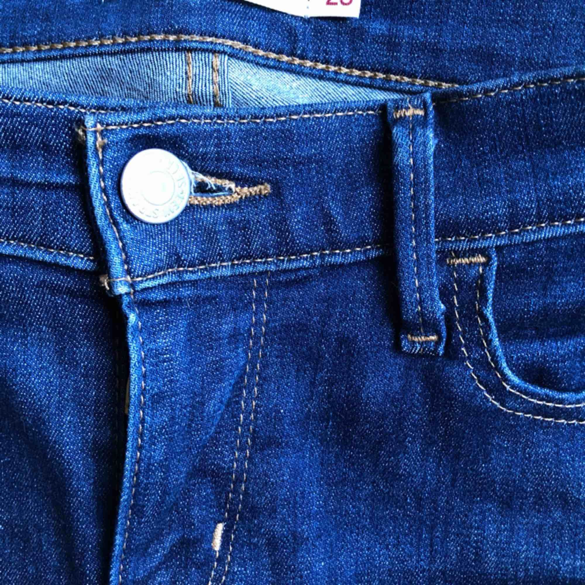 Levi's jeans superskinny i bra skick. Jeans & Byxor.