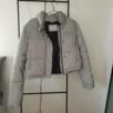 Short puffy jacket grey reflective. Ordinarie pris 799:- Använd 4 gånger. Slutsåld på NAKD.