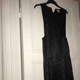 Längre klänning från H&M trend.