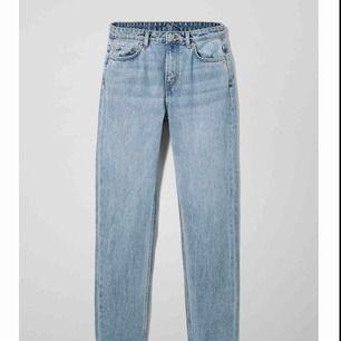 Jeans från Weekday använda 1 tillfälle men inte kommer till användning 😢 köpt för 500kr
