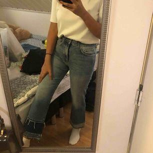 Helt my jeans från h&m som jag hade köpt förra året.