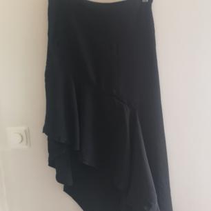 Draperad kjol från H&M