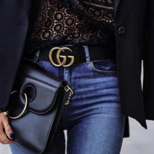 Gucci belt Äkta läder  Kommer i mars Först till kvarn