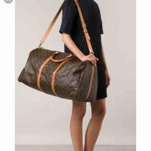 SÖKER!! Ngn som säljer en Louis Vuitton i keepall modellen? Den måste vara ÄKTA 🙂 helst vintage