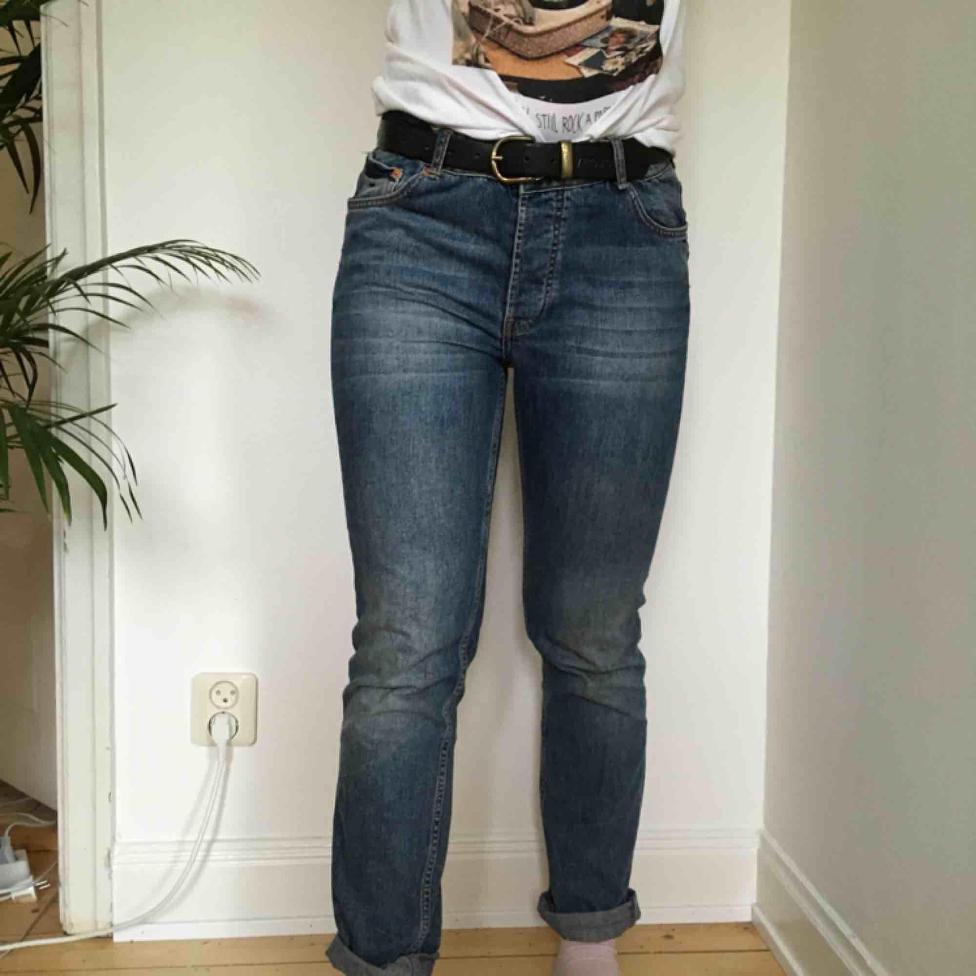 Ett par jeans! Vi möts gärna upp i Stockholm men pm frakt betalar köparen det. Jeans & Byxor.