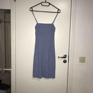 Söt lila klänning, köparen står för frakten!