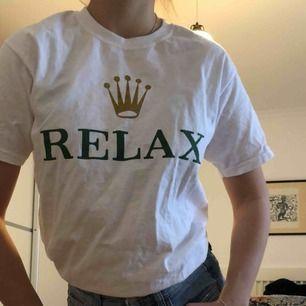 Relax t-shirt använd en gång ⭐️ köparen står för frakt